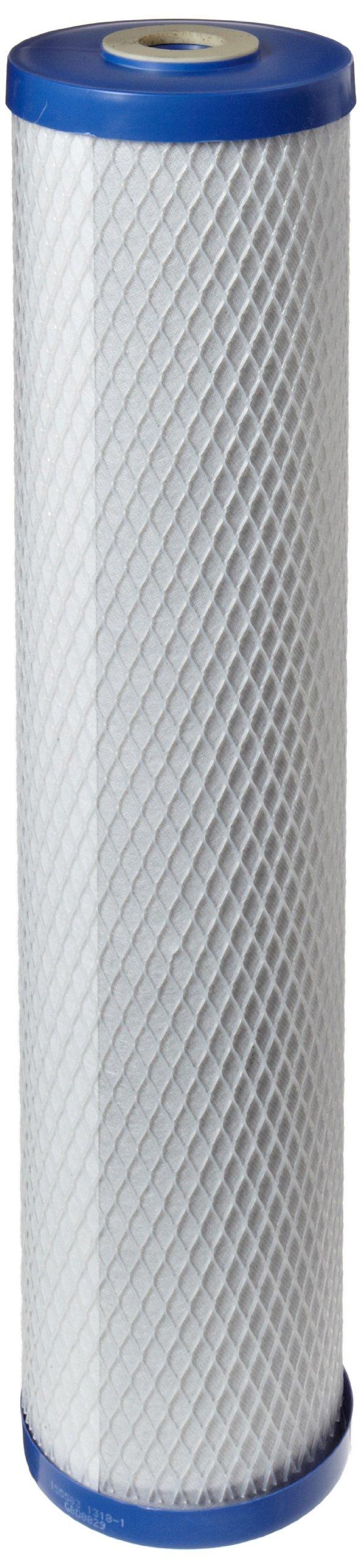 Pentek EP-20BB Carbon Block Filter Cartridge, 20'' x 4-5/8'', 5 Microns