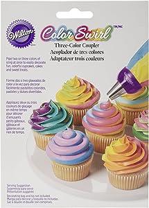 Wilton ColorSwirl 3 Color Coupler, 411-1992