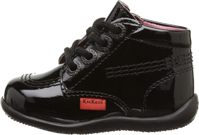 Kickers Billista, Chaussures Bébé Marche Mixte Bébé