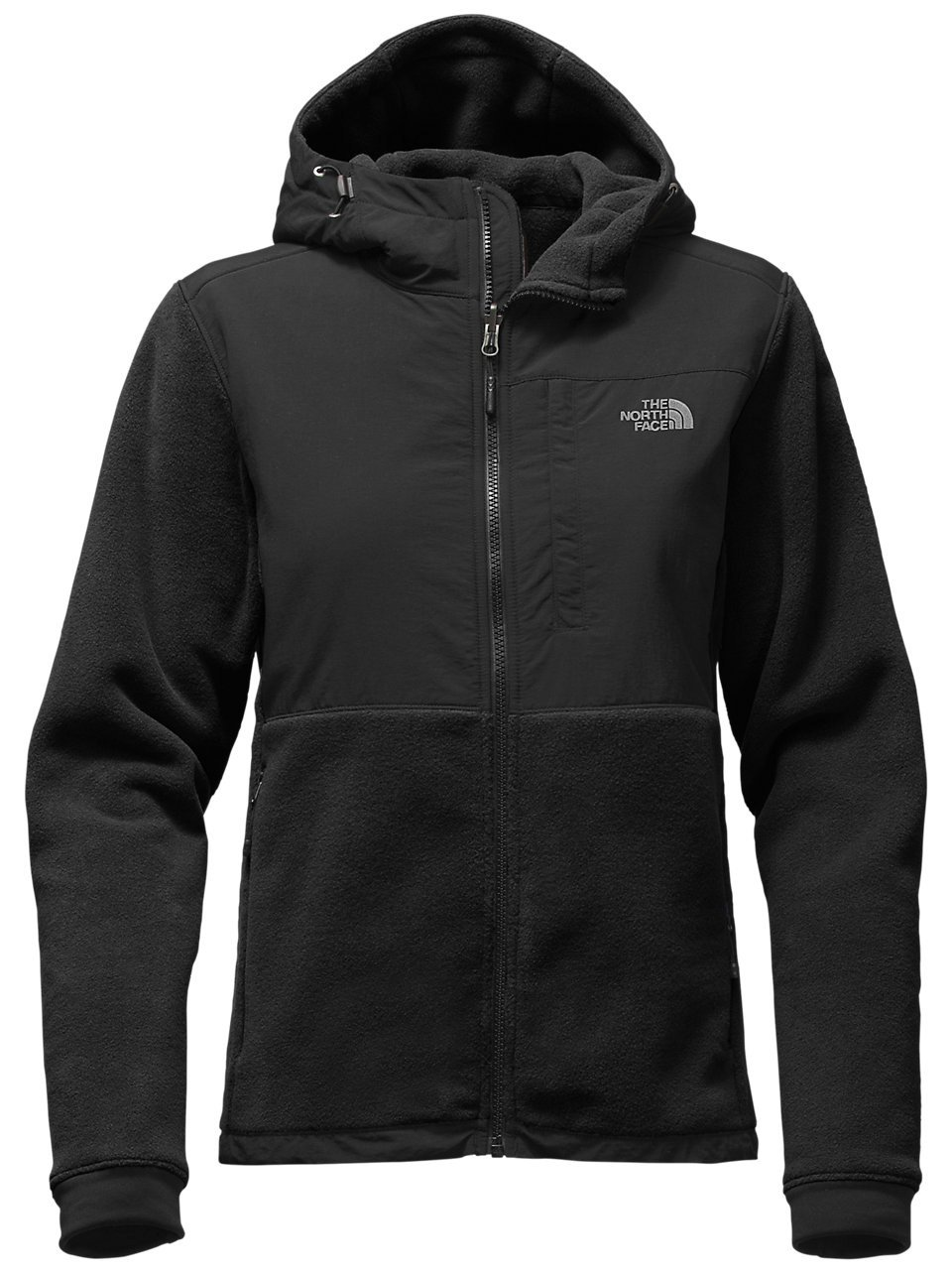 The North Face Denali Hoodie Jacket - Women's TNF Black/TNF Black X-Small