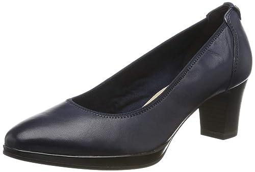 Tamaris Damen 1 1 22446 23 805 Pumps Schuhe & Handtaschen