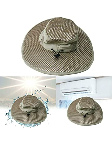 54136b8ec7622c Hydro Cooling Bucket Hat Arctic Breathable Hat with UV Protection Keeps You  Cool & Protected