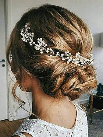 Bridal hair pins Bridal headband bridal hair clip wedding hair piece bridal hair comb bridal headpiece wedding hair comb hair jewelry gifts