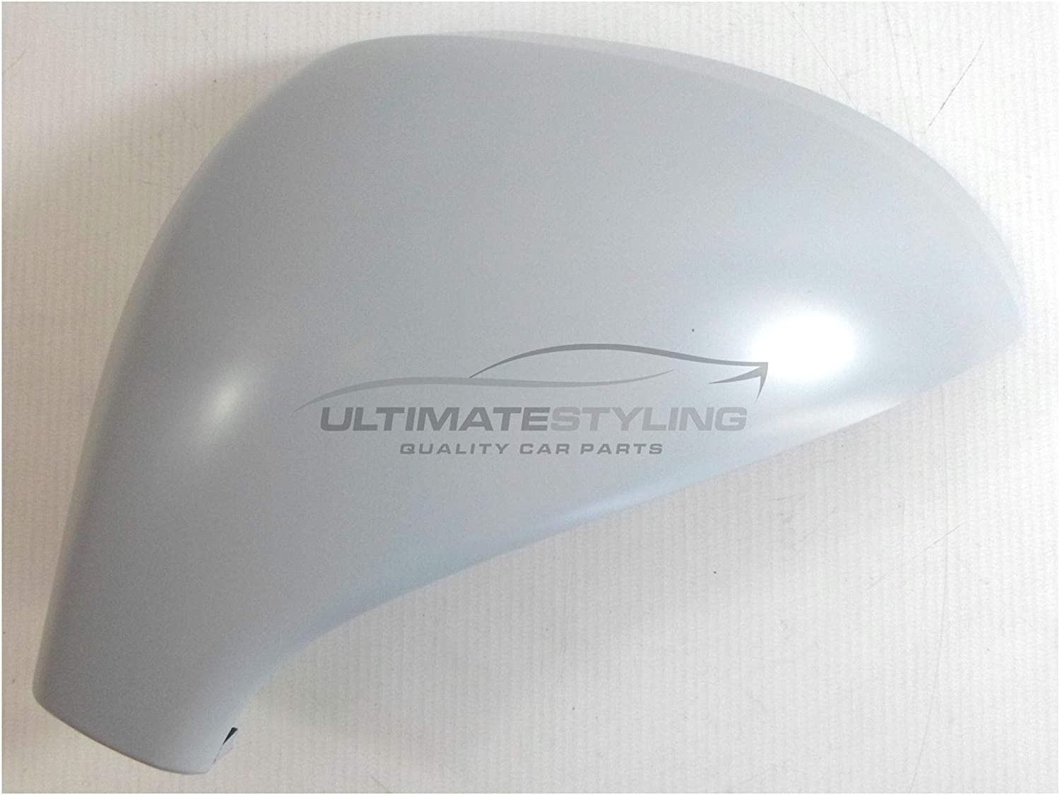 Textured For Passenger Side LH Ultimate Styling Aftermarket Replacement Wing Mirror Cover Cap Colour Of Cover Black Left Hand Side