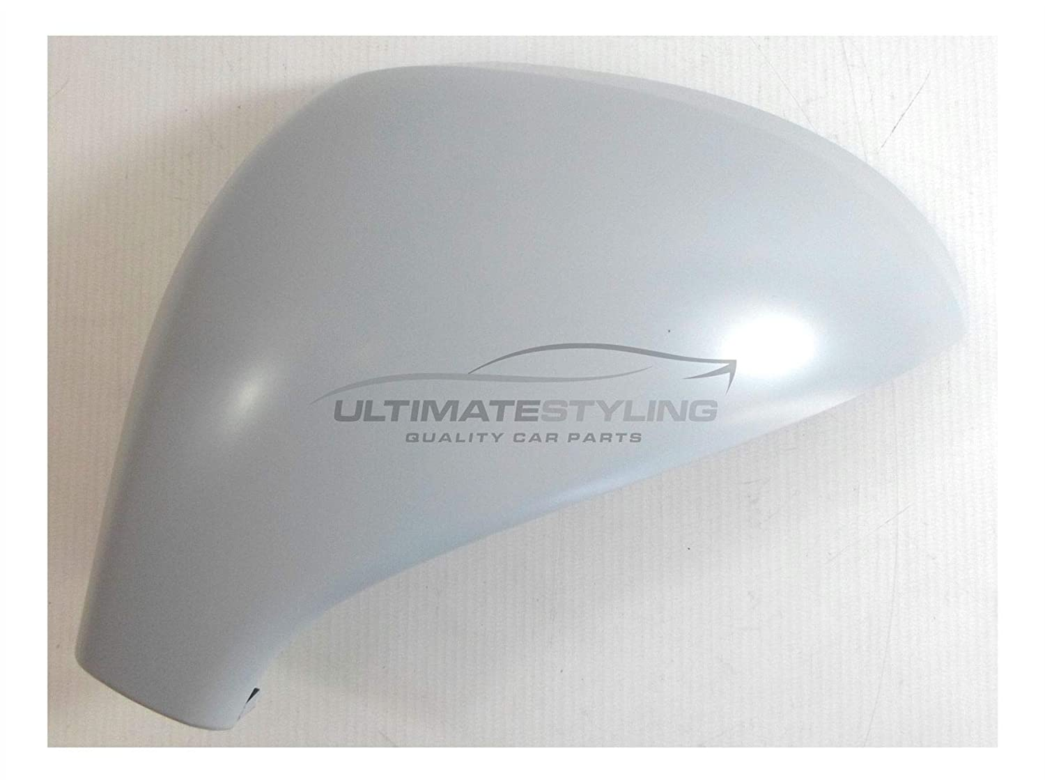 Textured For Passenger Side Ultimate Styling Aftermarket Replacement Wing Mirror Cover Cap Colour Of Cover Black LH Left Hand Side