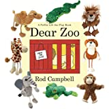 Dear Zoo Book With Finger Puppets