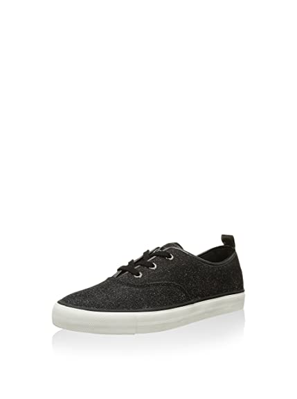 5401e173f4fd Guess Women Lila Glitter Trainer Black 41: Amazon.co.uk: Shoes & Bags