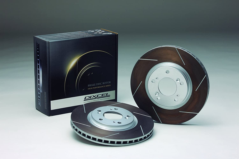 DIXCEL (ディクセル) FSスリットブレーキローター TOYOTA 86 ハチロク ZN6 12/04~ GT Limited フロントセット B07DG2D19M