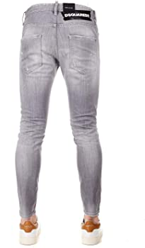 Amazon.com: DSQUARED2 S74LB0475S30260852 - Pantalones ...