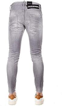 Amazon.com: DSQUARED2 S74LB0475S30260852 - Pantalones ...