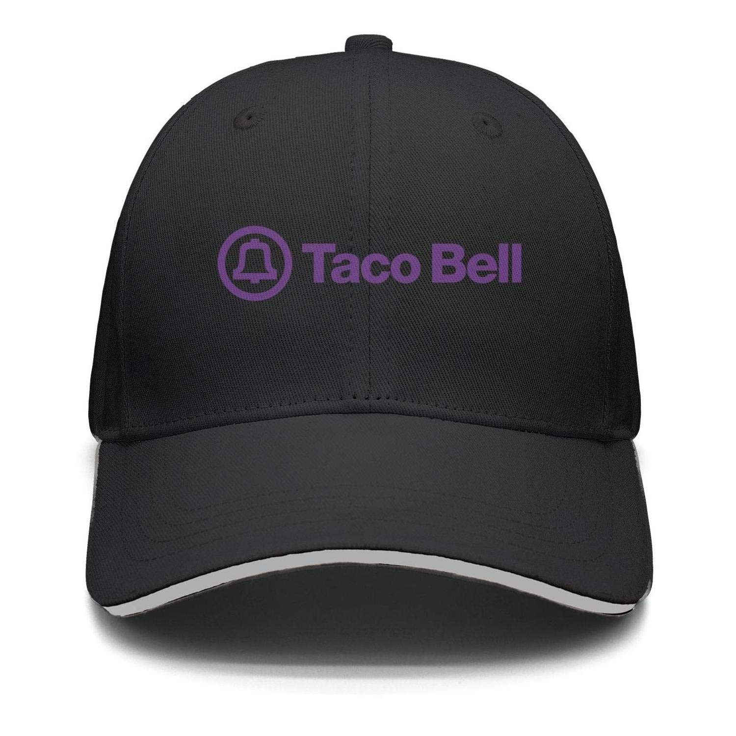 848ec91a42188 iorty rtty Caps Adjustable Fitted Bell-System-Taco-Bell-Logo- Vintage  Baseball Hat at Amazon Men s Clothing store