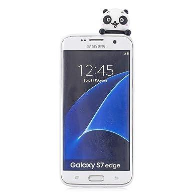 Amazon.com: DAMONDY - Carcasa para Samsung Galaxy S7 Edge ...