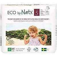 Eco by Naty Pantalones de entrenamiento Pull-Ups, talla