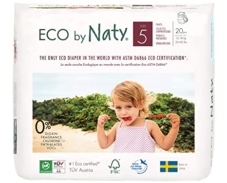 Naty By Nature Babycare Culottes D Apprentissage Ecologiques