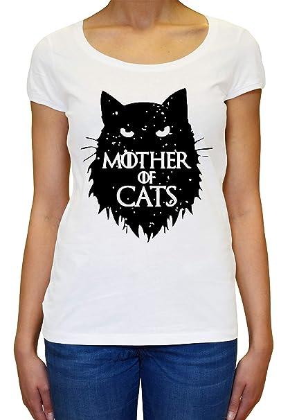 Mother esRopa Camiseta CoBest Cats Para MujerAmazon Shutup Of VqpSGzMU