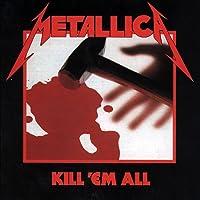 Kill 'Em All-Remastered Cd