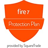 2-Year Protection Plan plus Accident Protection for All-New Fire 7 Tablet with Alexa (7th Generation, 2017 release) (delivered via email)