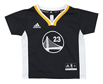 new style 2eef7 e7b29 adidas NBA Golden State Warriors Draymond Green Toddler Replica Jersey #23,  Black