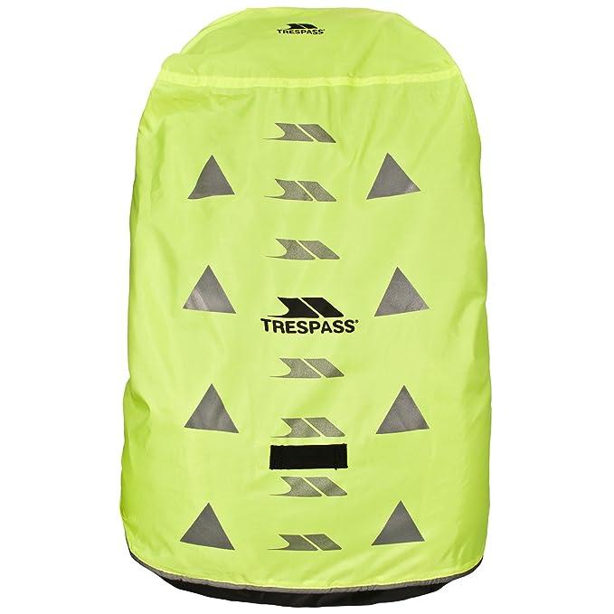 Trespass - Fundas/Protector impermeable para mochilas Reflectante Modelo Sulcata - Senderismo/Trekking (