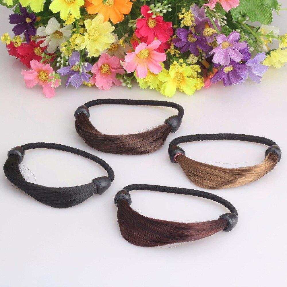 Pyrsun(TM) New Arrival Hair Accessories Headband Straight Wig Rubber Ropes Fashion Gum for Hair Girls Headbands Women Elastic Hair Bands by Pyrsun