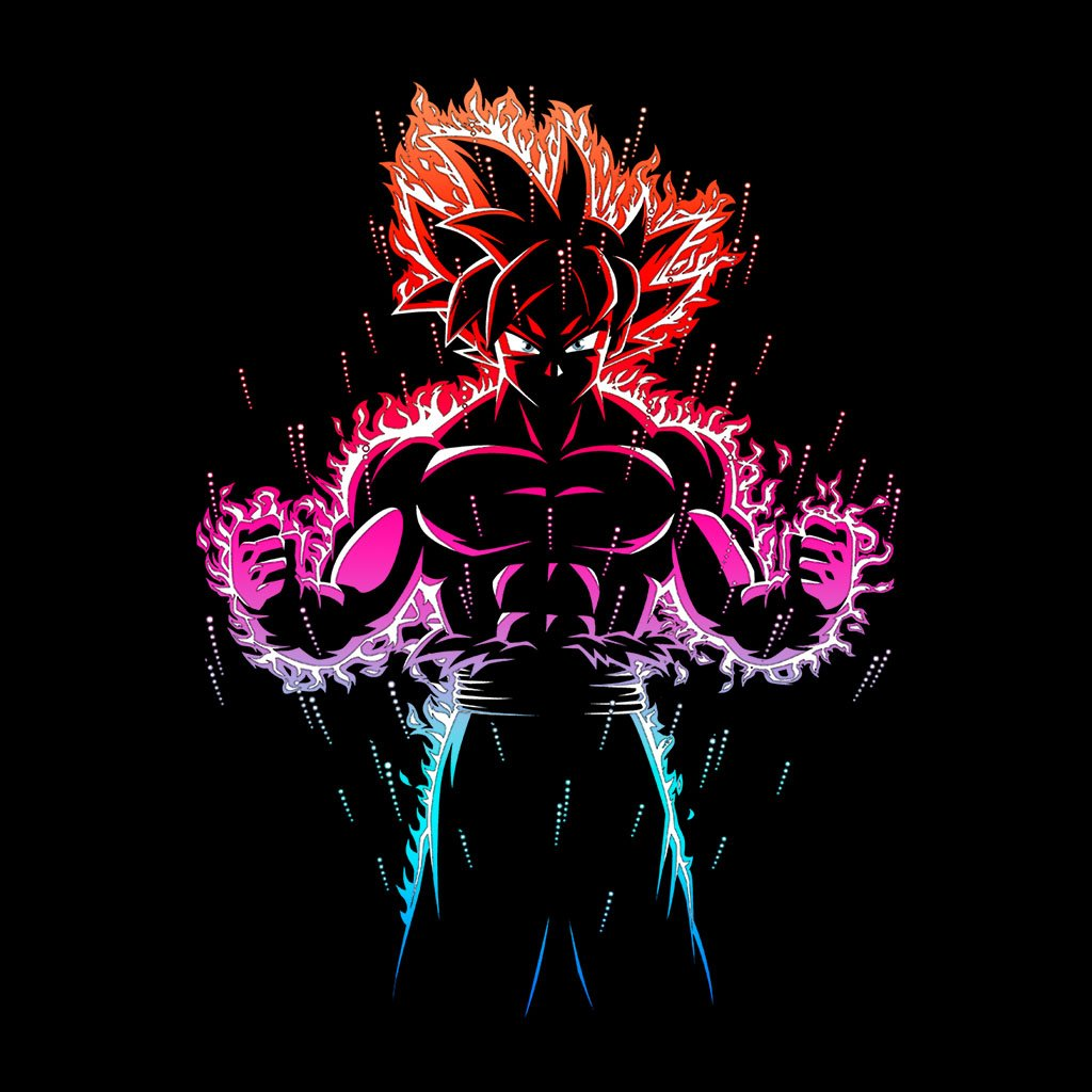 Cloud City 7 Dragon Ball Z Goku Ultra Instinct Fire Multi