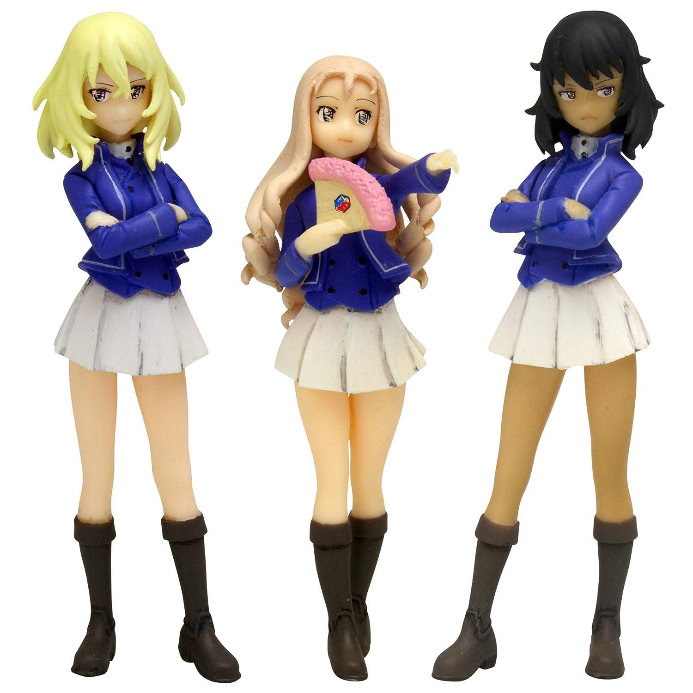 Amazon com: Platts Girls & Panzer Final Chapter BC Jiyu