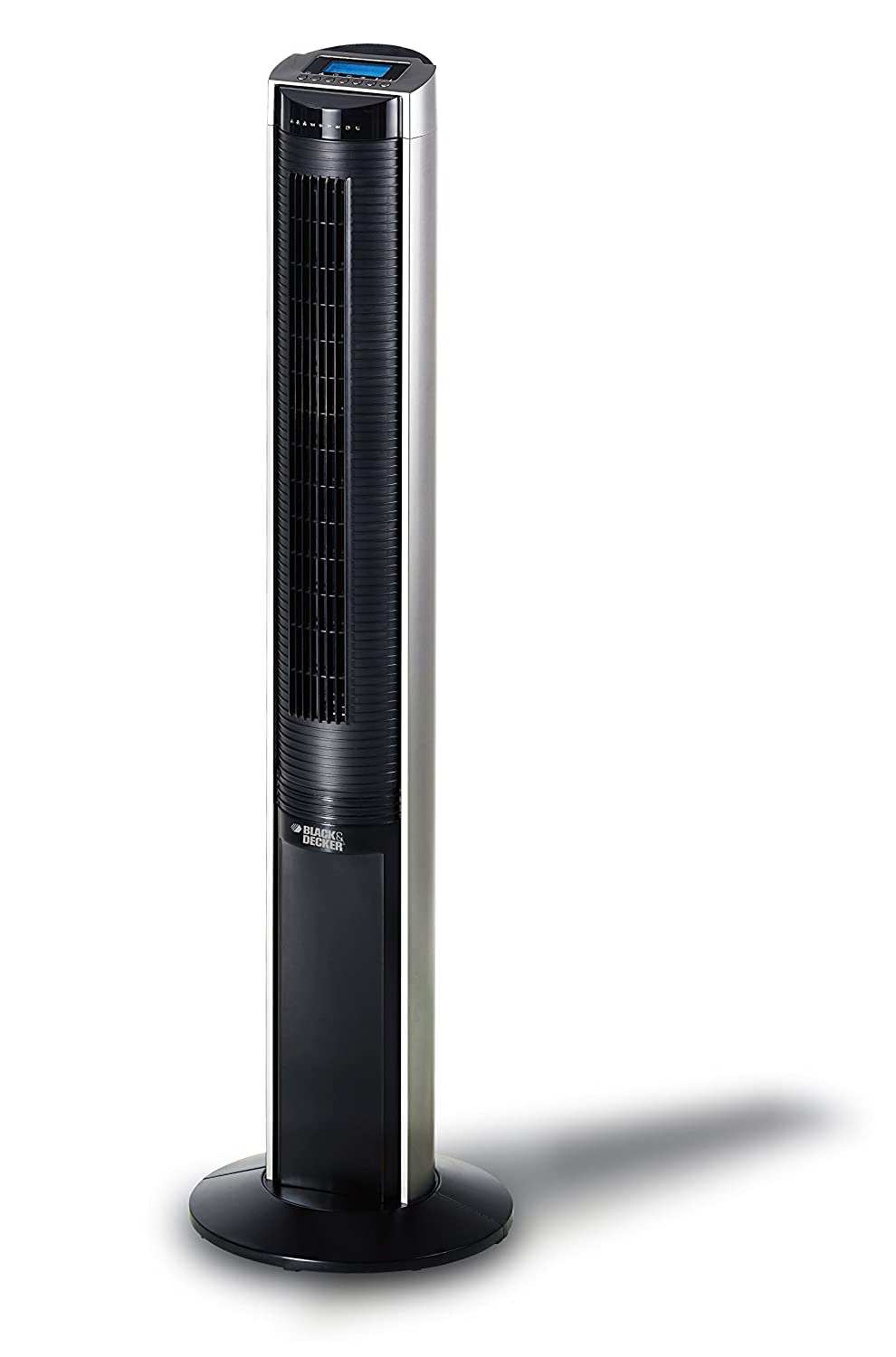 Tall tower fan Black 6 Decker