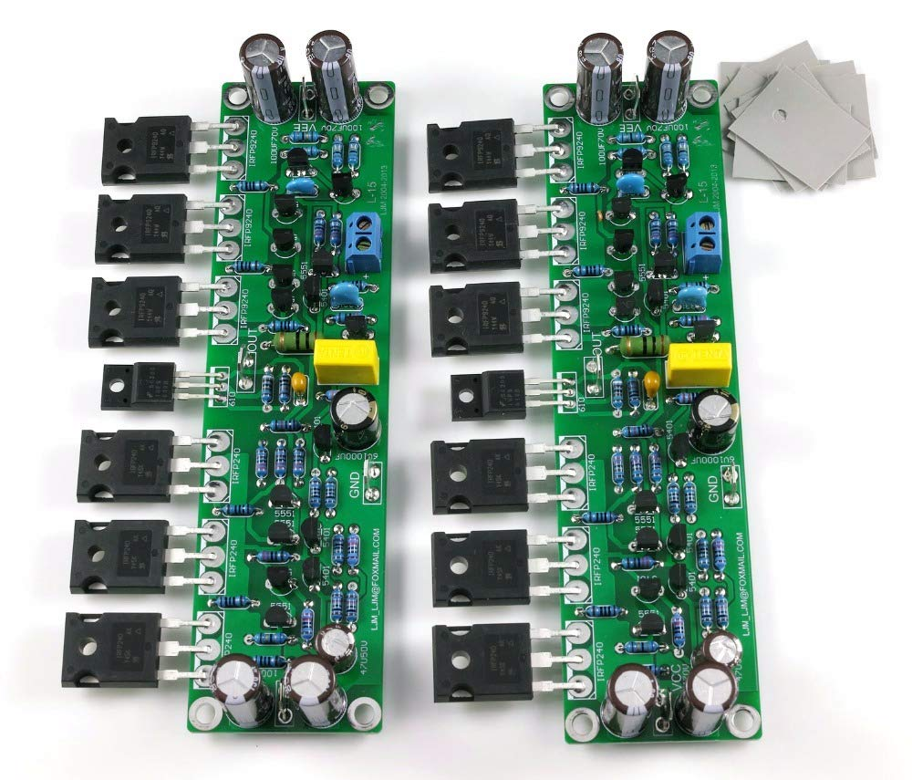 Buy Amplifier Board 2 Channel Amp Irfp240 Irfp9240 Online At Low Powertronixinductor1jpg Prices In India
