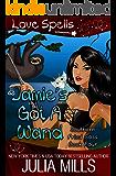Jamie's Got A Wand (Southern Fried Sass Book 4)