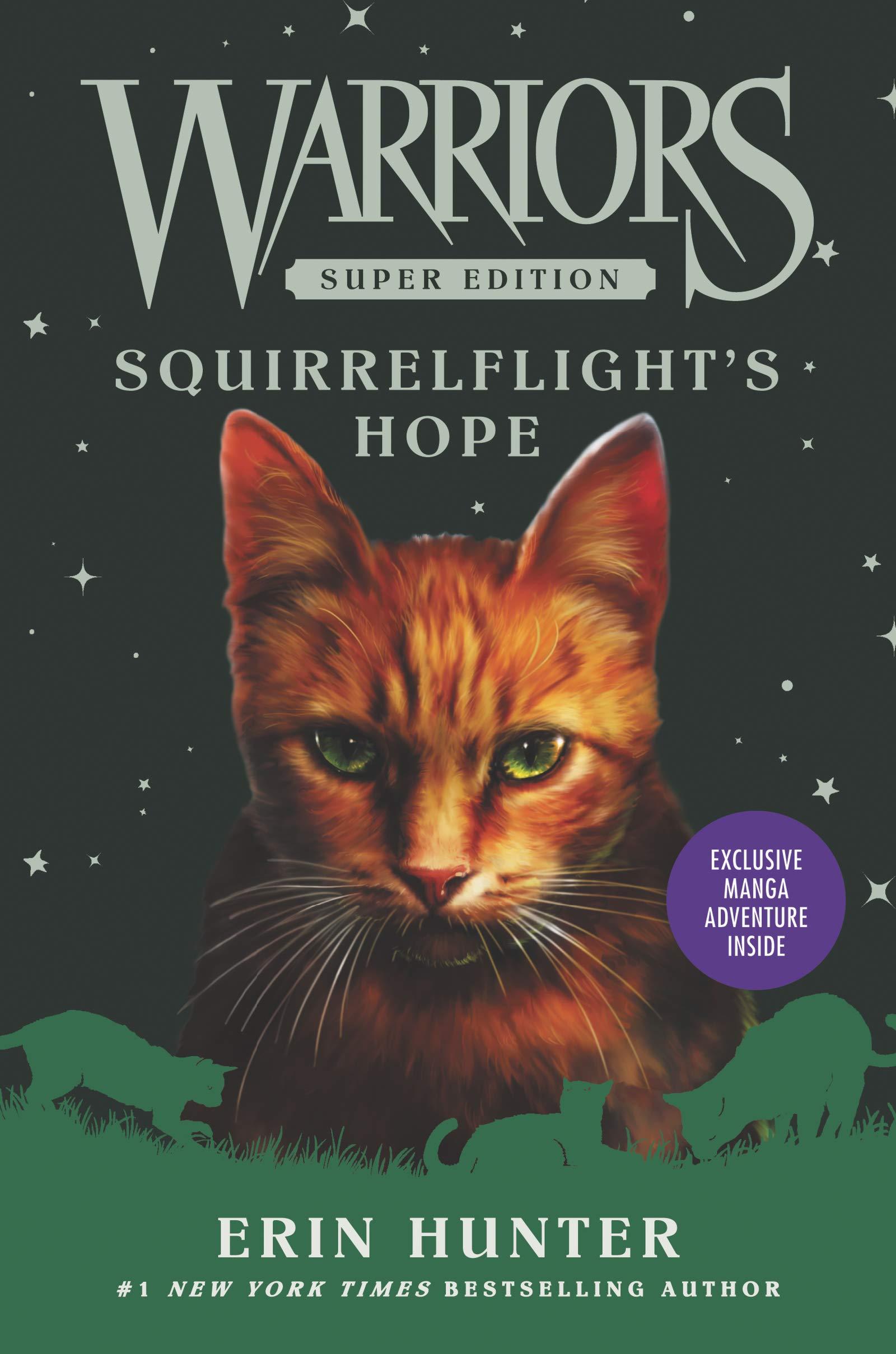 Warriors Super Edition  Squirrelflight's Hope
