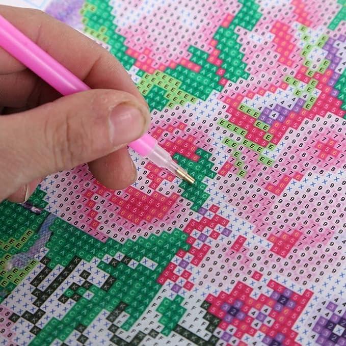 ukbiology 1 pc mosaico resina pasta Diamante bordado Wallhanging Jewelry craftkits pintura bordado: Amazon.es: Hogar