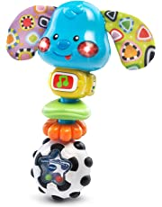 VTech Baby Rattle and Sing Puppy (English Version)