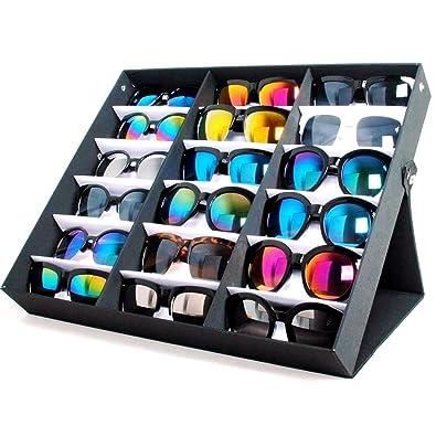 brupes (TM) marca nueva gafas de sol pantalla caja 18 gafas ...
