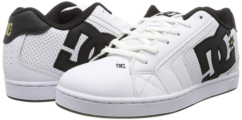Net-Low-Top Shoes For Men Zapatillas de Skateboard para Hombre DC Shoes DCSHI