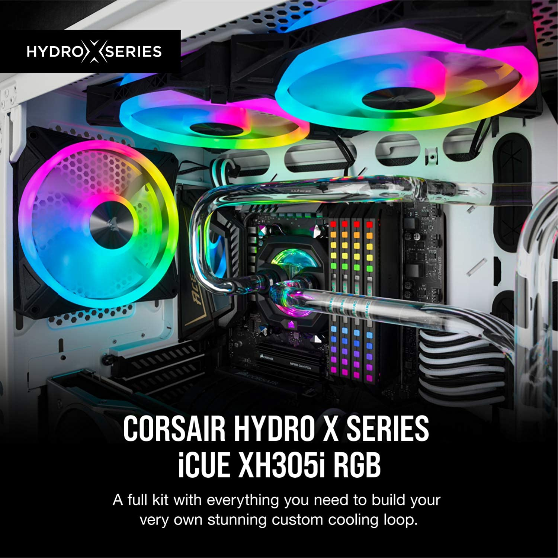 Corsair Hydro X Series Icue Xh305i Rgb Individuelles Computer Zubehör