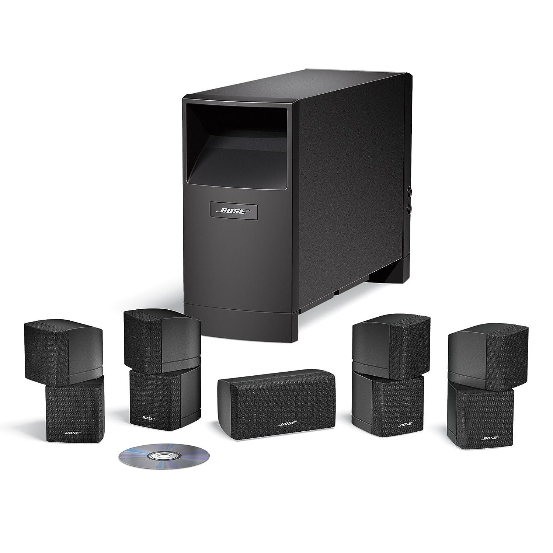 Amazon.com: Bose Acoustimass 10 Series IV Home Entertainment Speaker System  (Black): Home Audio & Theater