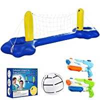 Deals on WloveTravel Inflatable Pool Volleyball Set