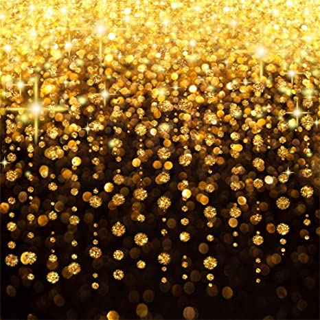 AOFOTO 8x8ft Beautiful Christmas Lights Photography Background Gold Glitter  Bokeh Texture Abstract Backdrops Kid Girl Adult - Amazon.com : AOFOTO 8x8ft Beautiful Christmas Lights Photography
