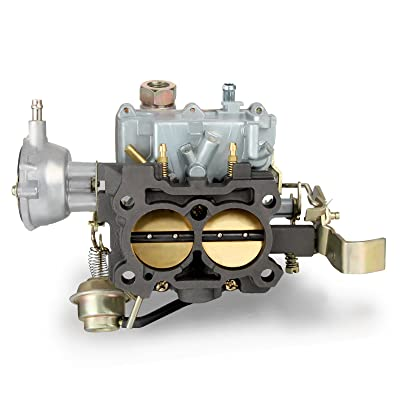 Dromedary Carburetor Type 2GC 2 Barrel For Chevrolet Engines 5.7L 350 6.6L 400: Automotive