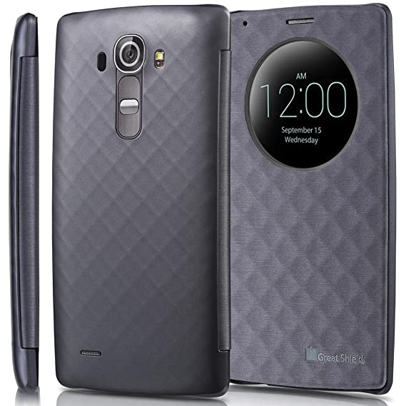 3fa6dead1 Amazon.com  GreatShield LG G4 Quick Circle Case