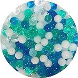 OEEKOI Water Beads Ocean, 20,000 Water Gel Beads Jelly Growing Balls for Kids Tactile Toys, Tactile Sensory Experience, Weddi