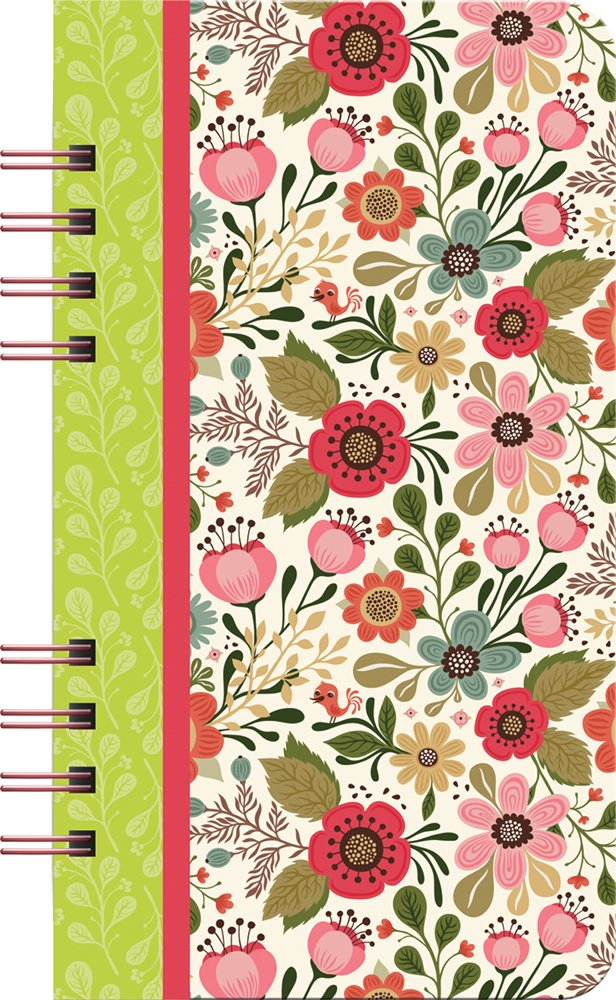 Studio Oh! 82400 Hardcover Internet Password Logbook Available in 3 Different Designs, Sweet Garden