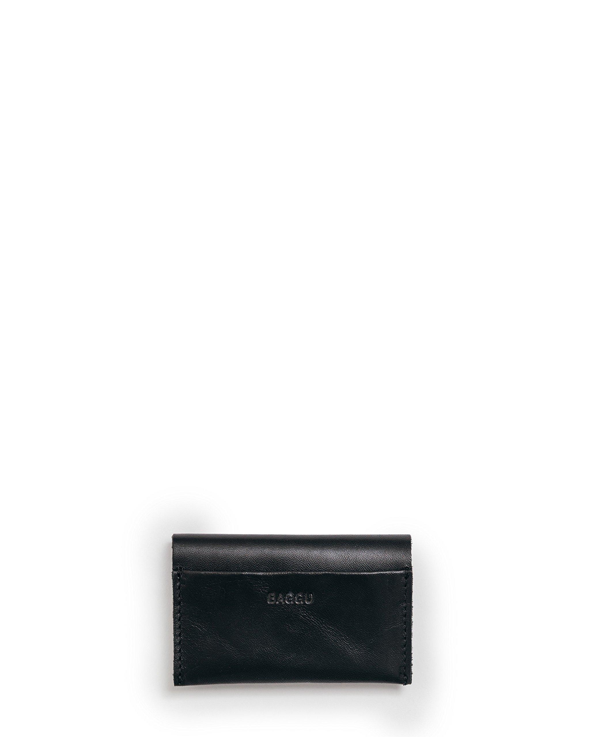 BAGGU Card Holder - Black