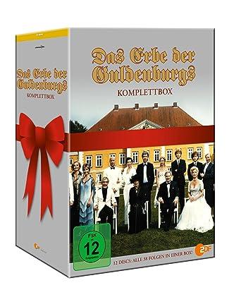 Das Erbe Der Guldenburgs Komplettbox 12 Dvds Amazonde
