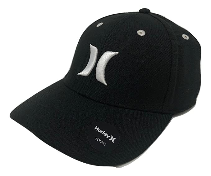 3a8a42492ab reduced hurley kids boys youth flex fit hat cap one size style 9a7010 d6c03  25c37