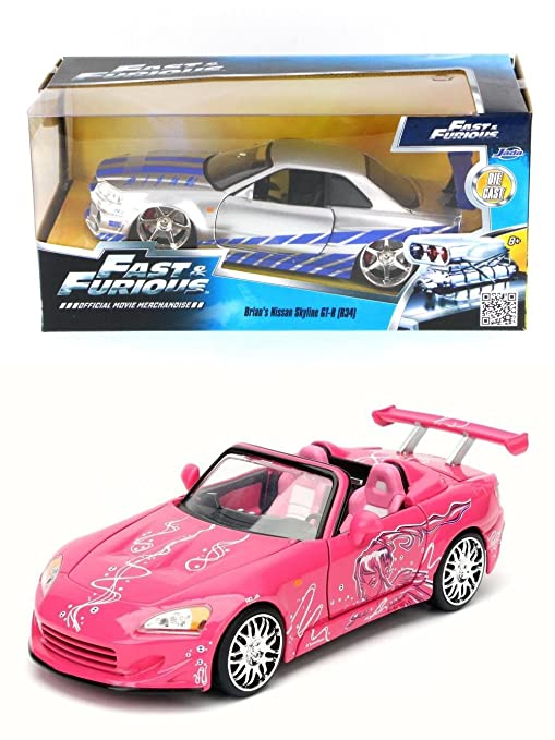 Image Unavailable Not Available For Color Jada 2Fast 2Furious Diecast Car