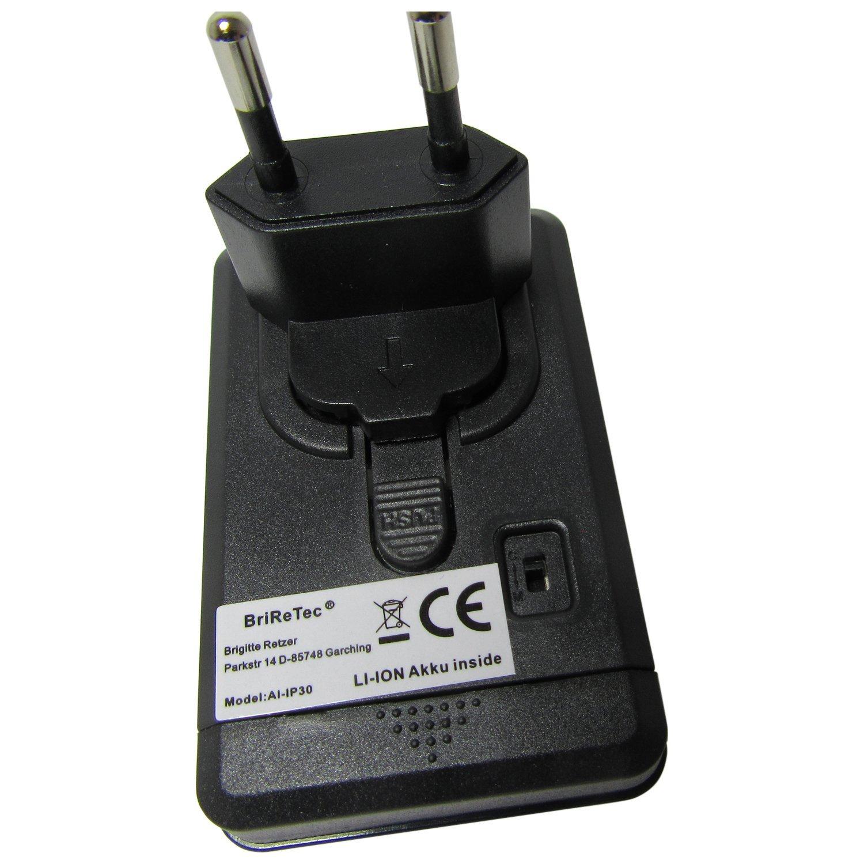 32GB AUFLADE ADAPTER HANDY TABLET SPYCAM SPIONAGE VERSTECKTE KAMERA VIDEO A123