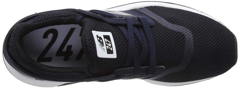 New New New Balance Herren 247v2 Turnschuhe weiß One Größe B07DJ2FF3X 0eb669
