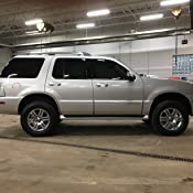Lifted Ford Explorer >> Supreme Suspensions Full Lift Kit For 2006 2010 Ford Explorer 2 5 Front 2 Rear Lift Steel Strut Spacers Suspension Lift Kit 2wd 4wd
