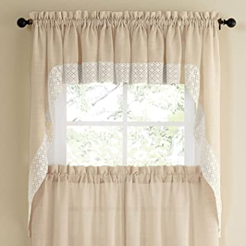 Amazon Salem Kitchen Curtain